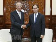 L'AG de l'OMPI réserve une minute de silence en l'honneur du président Tran Dai Quang