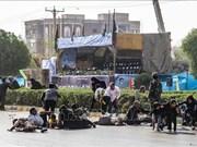 Condoléances à l'Iran pour l'attentat d'Ahvaz