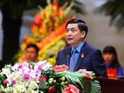 Clôture du 12e Congrès syndical national du Vietnam
