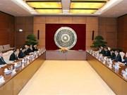 Un responsable du Parti reçoit l'envoyé spécial du Premier ministre japonais