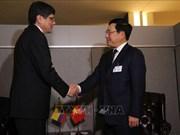 Activités du vice-PM et ministre vietnamien des AE lors de la 73e session de l'AG de l'ONU