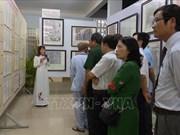 Exposition sur les archipels de Hoang Sa et Truong Sa à Phu Yen