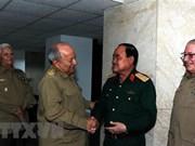 Les armées vietnamienne et cubaine renforcent leur coopération économique
