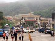 Promotion des échanges commerciaux entre Nghe An et le Laos