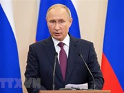 Russie : signature d'un arrêté sur l'organisation de l'Année de la Russie et du Vietnam