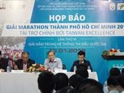 Plus de 8.000 coureurs au marathon de Ho Chi Minh-Ville 2019