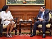Cuba veut promouvoir la coopération en matière de santé avec Ho Chi Minh-Ville