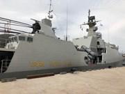 Le Vietnam participe à la revue internationale de la flotte à Jeju (R. de Corée)