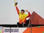 Asian Para Games 2018 : grande réussite de la délégation vietnamienne