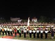 Des milliers de personnes à la fête de Muong Lo