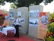 Exposition sur des moments de la libération de Hanoï en octobre 1954