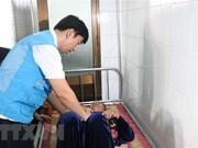 Traitement médical gratuit par des médecins coréens pour des habitants de Quang Ngai