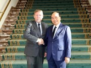 La Chambre des représentants de Belgique soutient l'intensification des relations avec Vietnam