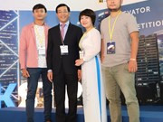 Un start-up vietnamien dans le top 10 de l'Elevator Pitch Competition Hong Kong 2018