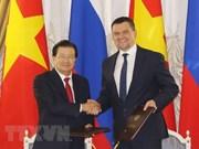 Le Comité intergouvernemental Vietnam-Russie tient sa 21e réunion