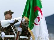 Félicitations à l'Algérie pour l'anniversaire du déclenchement de la Révolution de Novembre