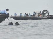 Crash de l'avion en Indonésie: des signaux des boîtes noires détectés