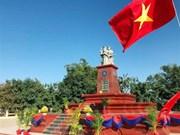 Un monument de l'amitié Vietnam-Cambodge inauguré à Rattanakiri