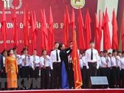 Le lycée Chu Van An décoré de l'Ordre de l'Indépendance