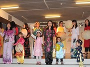Journée de la famille vietnamienne à Bruxelles