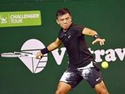 Tennis: Ly Hoang Nam termine deuxième au tournoi F5 Futures – Hai Dang Coupe 2018