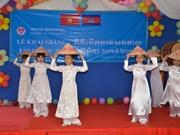 Rentrée scolaire 2018-2019 des enfants des Viet kieu à Phnom Penh