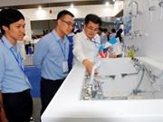 Des centaines entreprises à l'exposition internationale Vietwater 2018