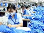 Textile : 19 milliards de dollars d'exportations depuis janvier