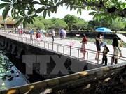 Plus de 175.000 touristes étrangers à Thua Thien-Hue