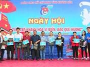 Khanh Hoa: Fête de la jeunesse pour la mer et les îles de la Patrie