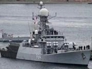 L'Inde et l'Indonésie font des manœuvres communes en mer