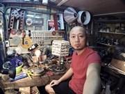 Tran Vu Hai, le roi du recyclage