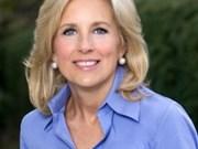 Mme Jill Biden en visite à Hô Chi Minh-Ville