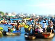 Cân Tho dans la liste des dix plus belles villes à canaux du monde