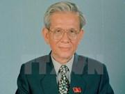 Décès du journaliste talentueux Huu Tho