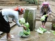 Aides italiennes pour des projets au Vietnam