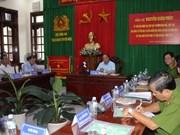 Amnistie: le vice-PM Nguyen Xuan Phuc se rend à Dong Nai