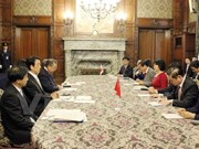 La vice-présidente de l'AN Nguyen Thi Kim Ngan en visite officielle au Japon