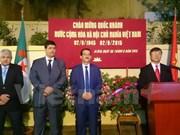 Célébration de la Fête nationale du Vietnam en Algérie