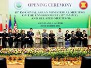 L'ASEAN se réunira au Vietnam sur l'environnement
