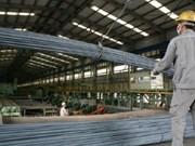 Chine, 1er fournisseur de fer et d'acier au Vietnam