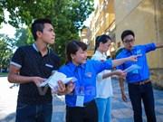 La campagne d'été des jeunes permet d'améliorer les infrastructures rurales