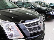 Augmentation des importations d'automobiles finies