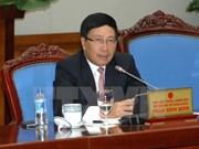 APEC 2017 : création de deux sous-commissions