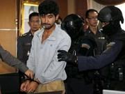 """Attentat de Bangkok : un suspect a """"avoué"""" avoir possédé des explosifs"""