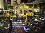 Nouveaux détails sur l'attentat de Bangkok