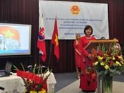 Célébration des 70 ans d'indépendance du Vietnam en Slovaquie