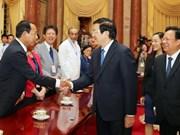 Le Vietnam soutient toujours la juste cause du peuple cubain