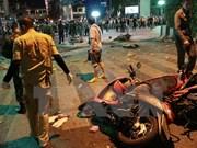 Attentat de Bangkok : l'instigateur supposé aurait fui au Bangladesh