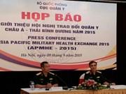 Asie-Pacifique: la médecine militaire à l'heure de la coopération globale